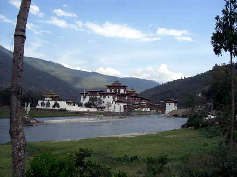 A Dzong Good Enough for Heaven