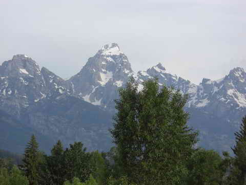 Wyoming Memories