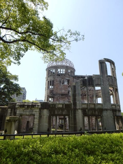 Folding Hiroshima into my Heart