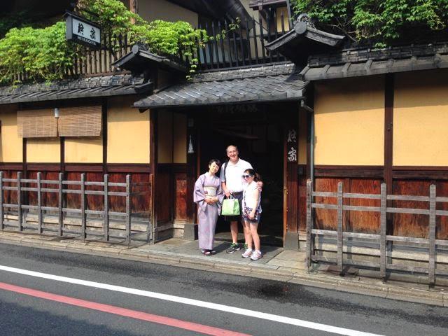 Geishas and Kyoto Gourmet