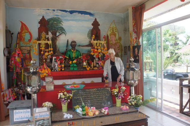 Thai Efforts for Heaven
