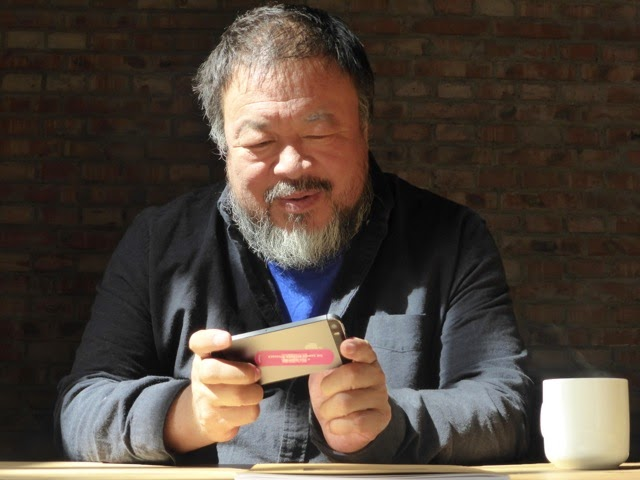 The Wounded Wonder World of Ai Weiwei