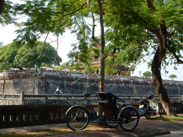 From Rickshaw Riding to Philosophical Thinking