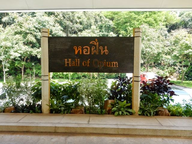 Rambling Through the Great Opium Museum in Chiang Rai, Thailand