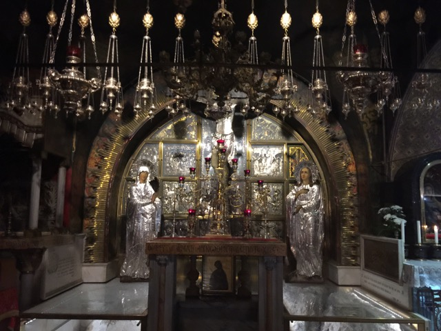 Walking the Holy Walk