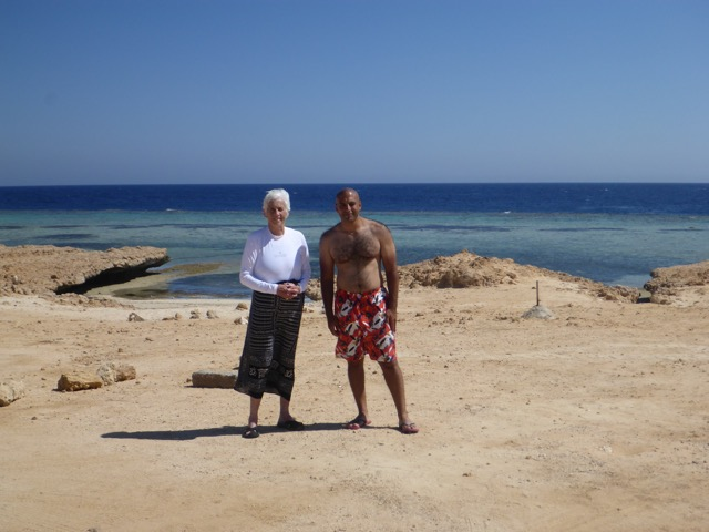 prepping-for-snorkeling-on-an-amazing-beach-in-the-red-sea