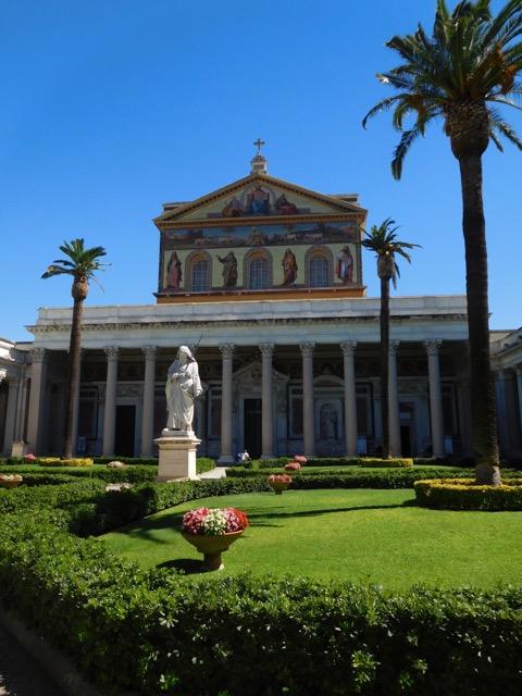 Basilicas and Bones