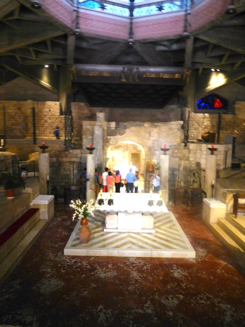 Holy Mary's Tomb