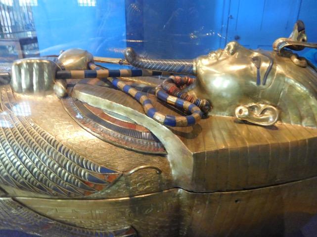 Stuff of Tutankhamen