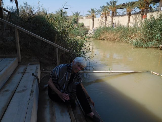 Dipping in The Jordan