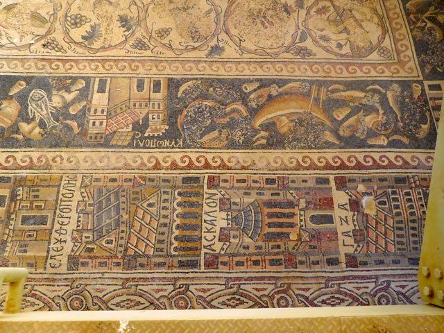 Mosaic Floors are Treasures