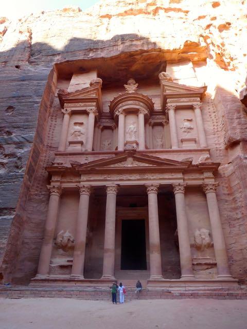 Petra: A Rock Among Rocks