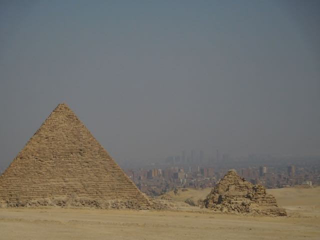 It Takes A Pyramid to Love Egypt