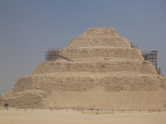 Saving Saqqara